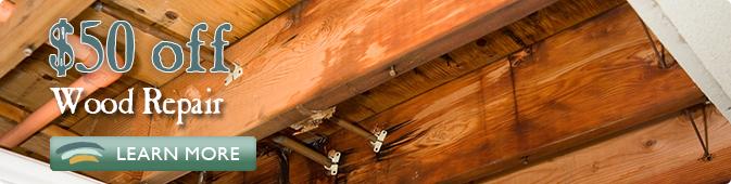 wood repair coupon Jacksonville FL