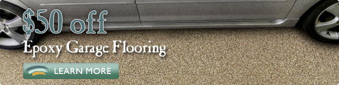 Epoxy Garage Flooring in Jacksonville, FL
