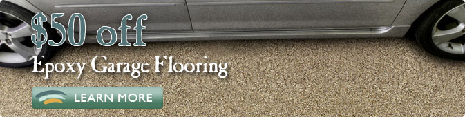 epoxy garage flooring coupon Jacksonville FL
