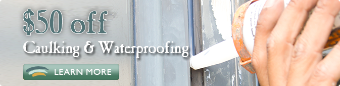 caulking coupon Jacksonville FL