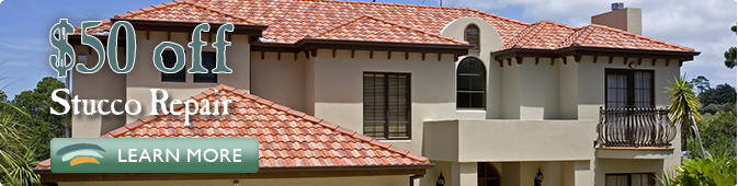 stucco repair coupon Jacksonville FL