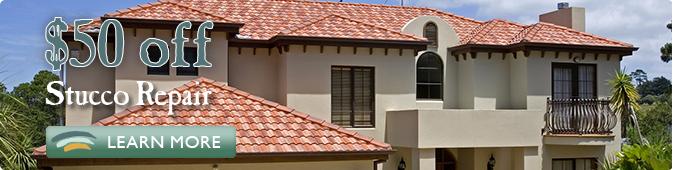 stucco repair coupon Jacksonville FL