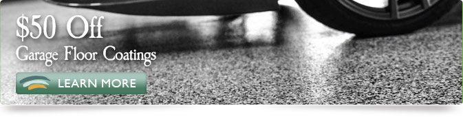 garage floor coating coupon Jacksonville FL