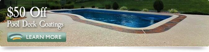 $50 Off Pool Deck Coatings Coupon Jacksonville
