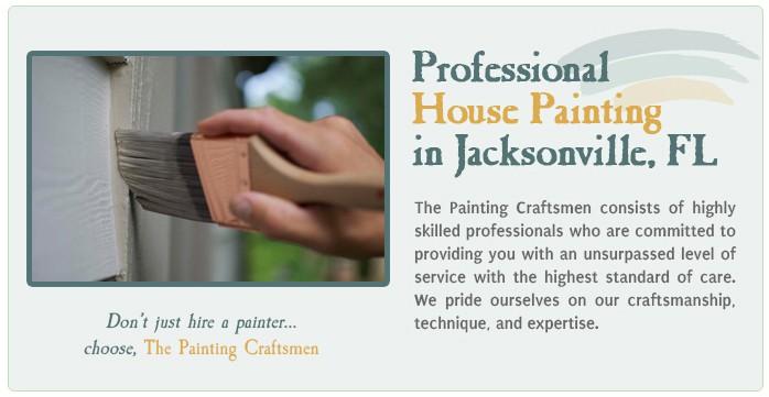 painting contractors Jacksonville FL